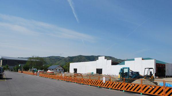 JA信州上田新店工事