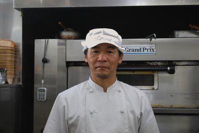 パン職人 佐藤 幸雄